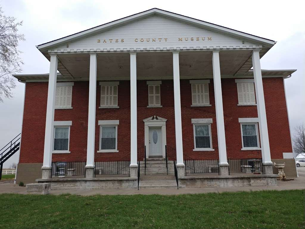 Bates County Museum - museum  | Photo 7 of 10 | Address: 802 Elks Dr, Butler, MO 64730, USA | Phone: (660) 679-0134