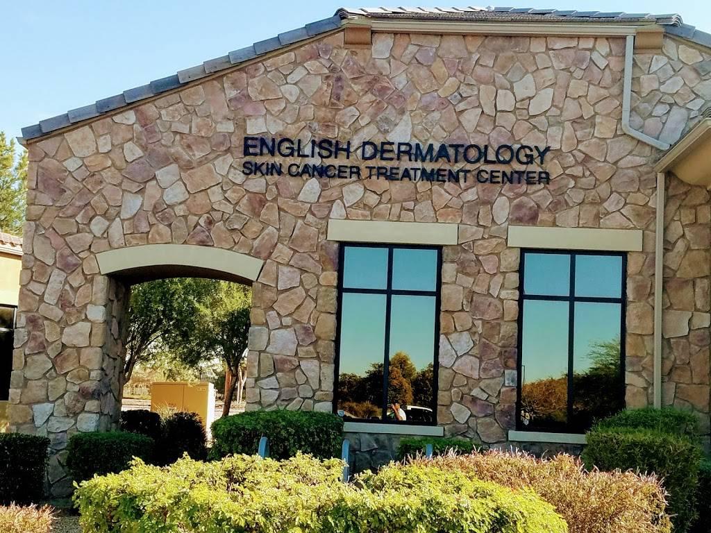 English Dermatology Gilbert - hospital    Photo 10 of 10   Address: 3011 S Lindsay Rd STE 111, Gilbert, AZ 85295, USA   Phone: (480) 409-2487