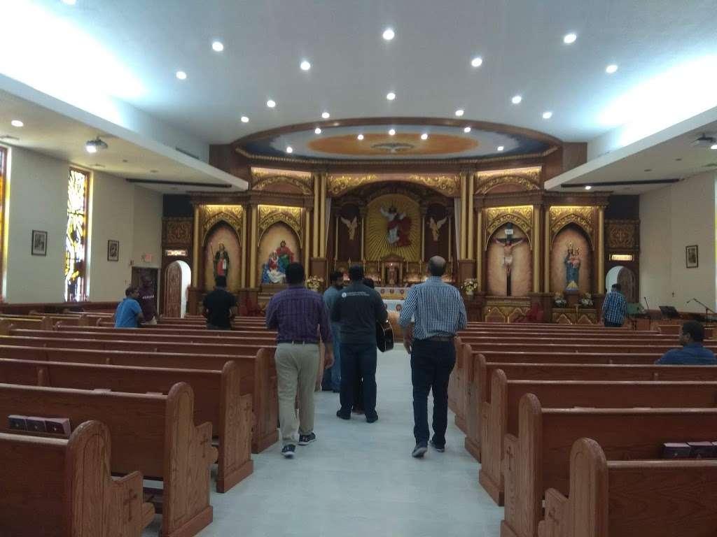 St. Thomas Syro-Malabar Church - church  | Photo 4 of 10 | Address: 608 Welsh Rd, Philadelphia, PA 19115, USA | Phone: (215) 464-4008