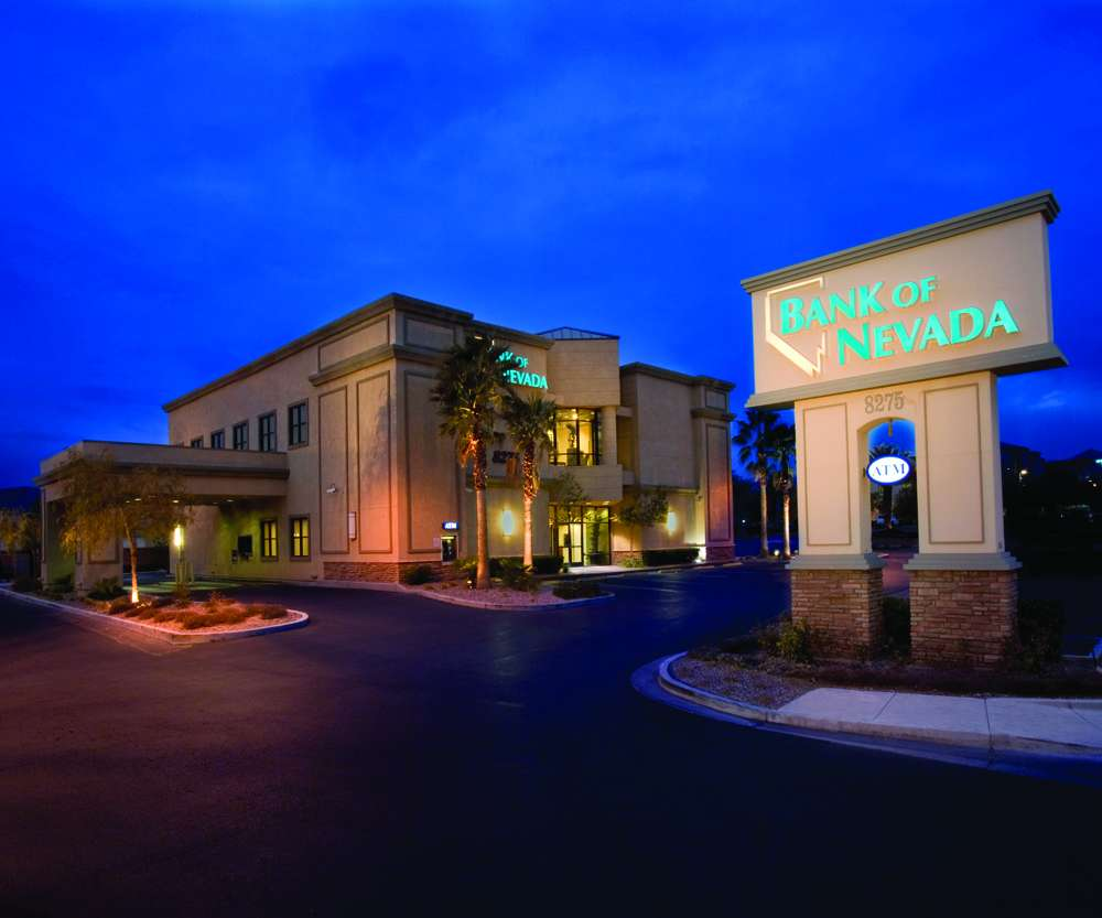 Bank of Nevada - bank  | Photo 1 of 9 | Address: 3985 S Durango Dr, Las Vegas, NV 89147, USA | Phone: (702) 363-5140