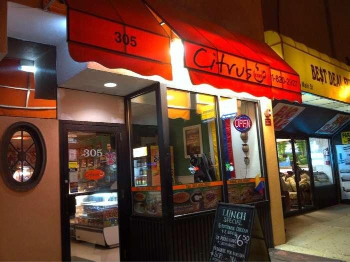 Citrus Colombian Food - restaurant  | Photo 1 of 10 | Address: 305 Main St, Hackensack, NJ 07601, USA | Phone: (201) 880-7878