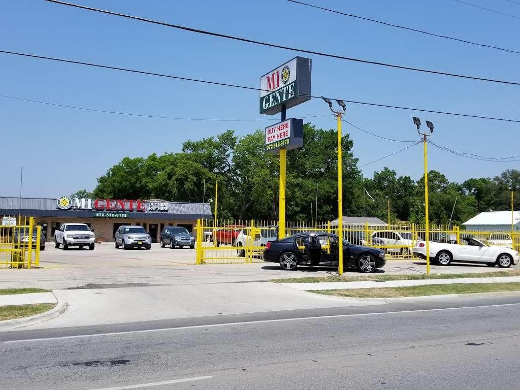 Mi Gente Dallas - car dealer  | Photo 5 of 10 | Address: 935 S Buckner Blvd, Dallas, TX 75217, USA | Phone: (972) 512-8178