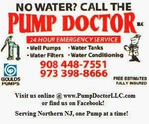 Pump Doctor LLC - plumber  | Photo 9 of 9 | Address: 112 Rollins Trail, Hopatcong, NJ 07843, USA | Phone: (973) 398-8666