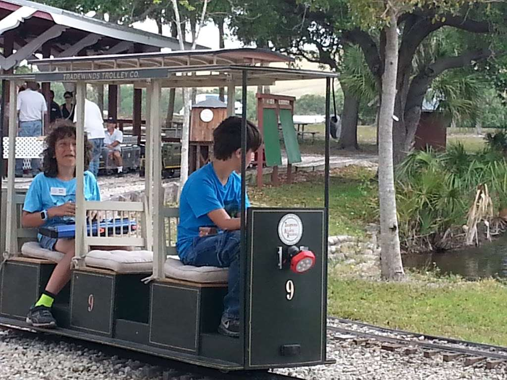Tradewinds & Atlantic Railroad - museum  | Photo 4 of 10 | Address: Coconut Creek, FL 33073, USA | Phone: (954) 494-6877