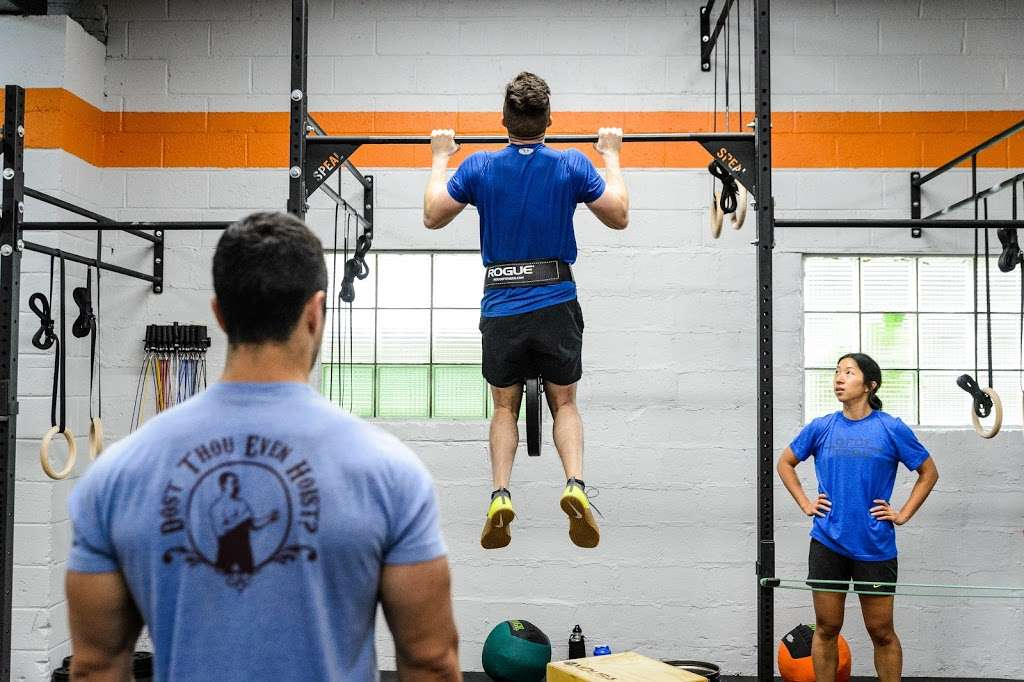 CrossFit Outbreak Bed Stuy - gym  | Photo 4 of 10 | Address: 1107, 492 Throop Ave, Brooklyn, NY 11221, USA | Phone: (347) 696-7060
