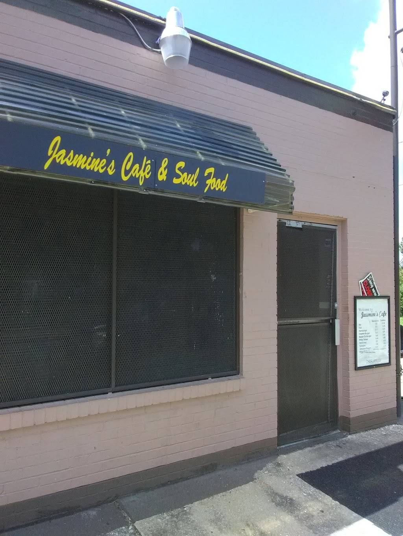 Jasmines Cafe - cafe  | Photo 4 of 10 | Address: 134 Ave U, Birmingham, AL 35214, USA | Phone: (205) 798-8833