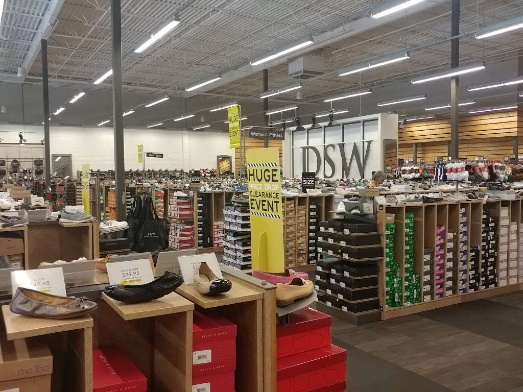 DSW Designer Shoe Warehouse, 7616 Farm