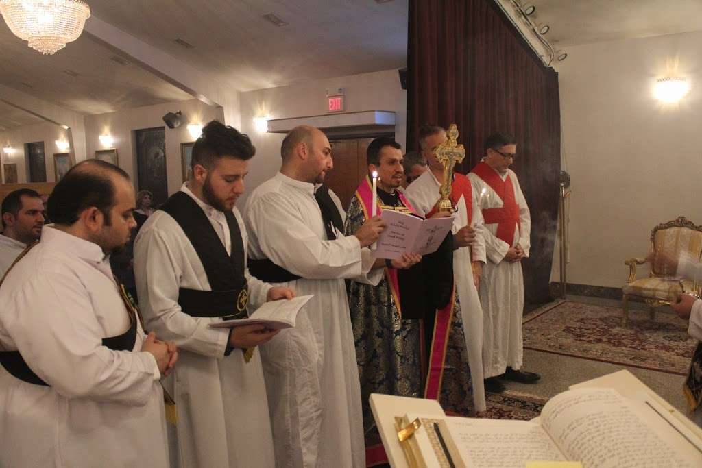 St. Aphraim Syriac Orthodox Church - church  | Photo 5 of 10 | Address: 6200 Indian Run Pkwy, Alexandria, VA 22312, USA | Phone: (703) 785-8457