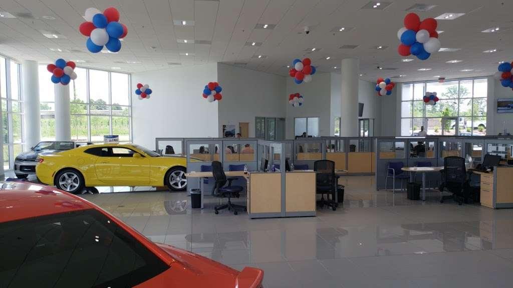 Parks Chevrolet Charlotte 8530 Ikea Blvd Charlotte Nc 28262 Usa
