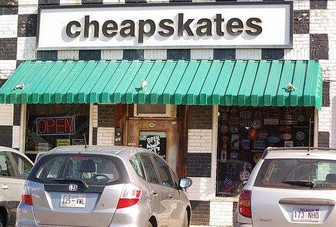 Cheapskates - store  | Photo 1 of 9 | Address: 1576 Getwell Rd, Memphis, TN 38111, USA | Phone: (901) 744-1312