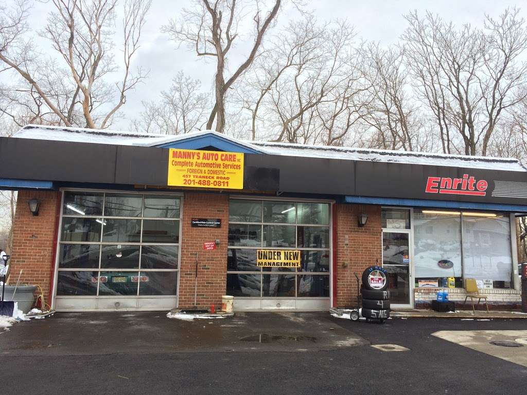 Mannys Auto Care Inc - car repair  | Photo 1 of 10 | Address: 457 Teaneck Rd, Teaneck, NJ 07666, USA | Phone: (201) 488-0811