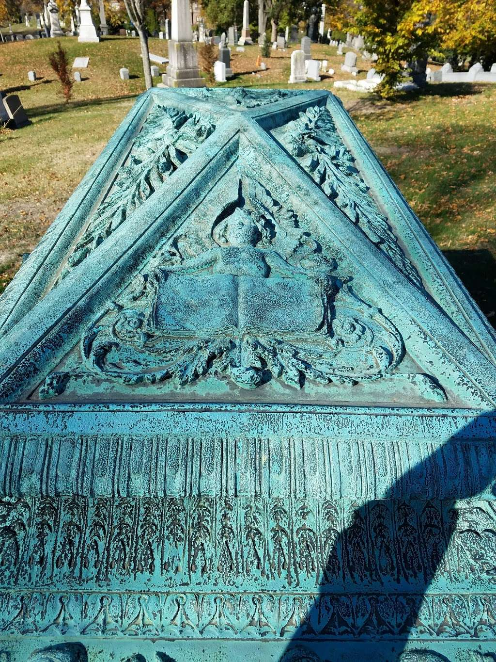 Green-Wood Cemetery - cemetery  | Photo 7 of 10 | Address: 500 25th St, Brooklyn, NY 11232, USA | Phone: (718) 768-7300