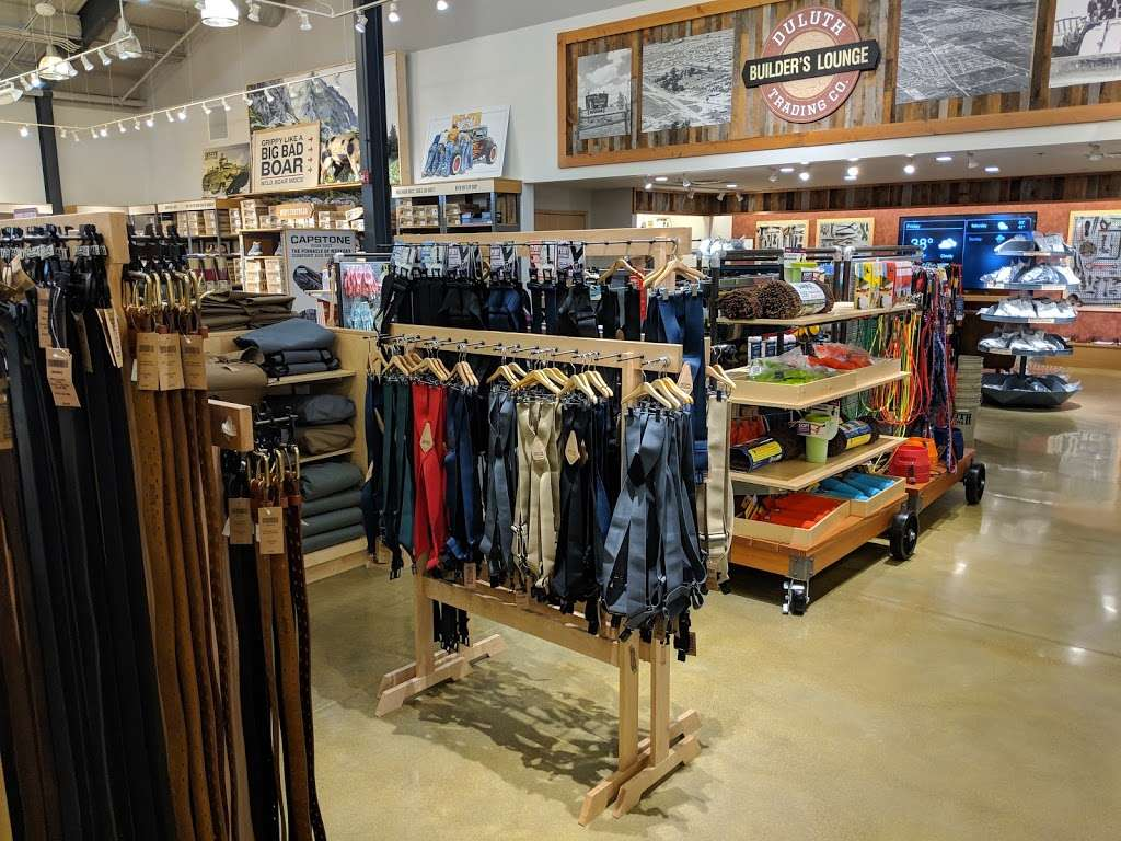 Duluth Trading Company Clothing Store 5190 Hoffman Blvd Hoffman