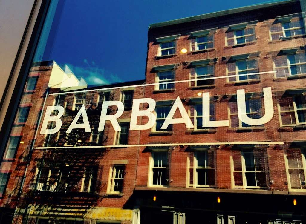 Barbalu - restaurant    Photo 1 of 10   Address: 225-227 Front St, New York, NY 10038, USA   Phone: (646) 918-6565
