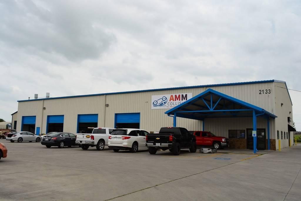 AMM Collision - BUDA - car repair  | Photo 4 of 6 | Address: 2133 Main St, Buda, TX 78610, USA | Phone: (512) 295-4400
