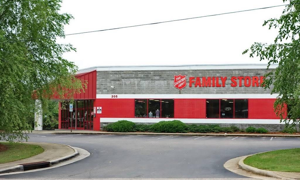 The Salvation Army Family Store and Donation Center - furniture store  | Photo 4 of 10 | Address: 205 Tryon Rd, Raleigh, NC 27603, USA | Phone: (919) 779-8867