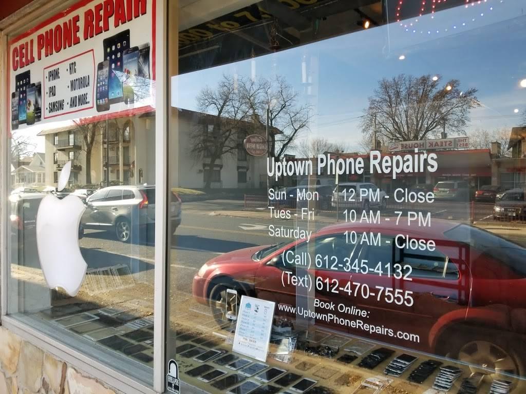 Uptown Phone Repairs - store  | Photo 2 of 7 | Address: 5456 Nicollet Ave, Minneapolis, MN 55419, USA | Phone: (612) 345-4132