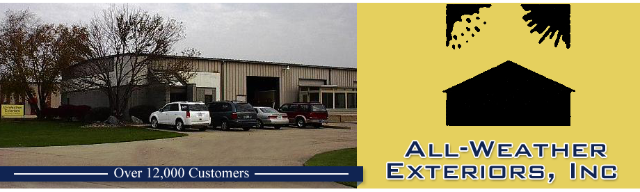 All-Weather Exteriors, Inc - roofing contractor  | Photo 5 of 6 | Address: 5710 Industrial Rd, Fort Wayne, IN 46825, USA | Phone: (260) 482-8431