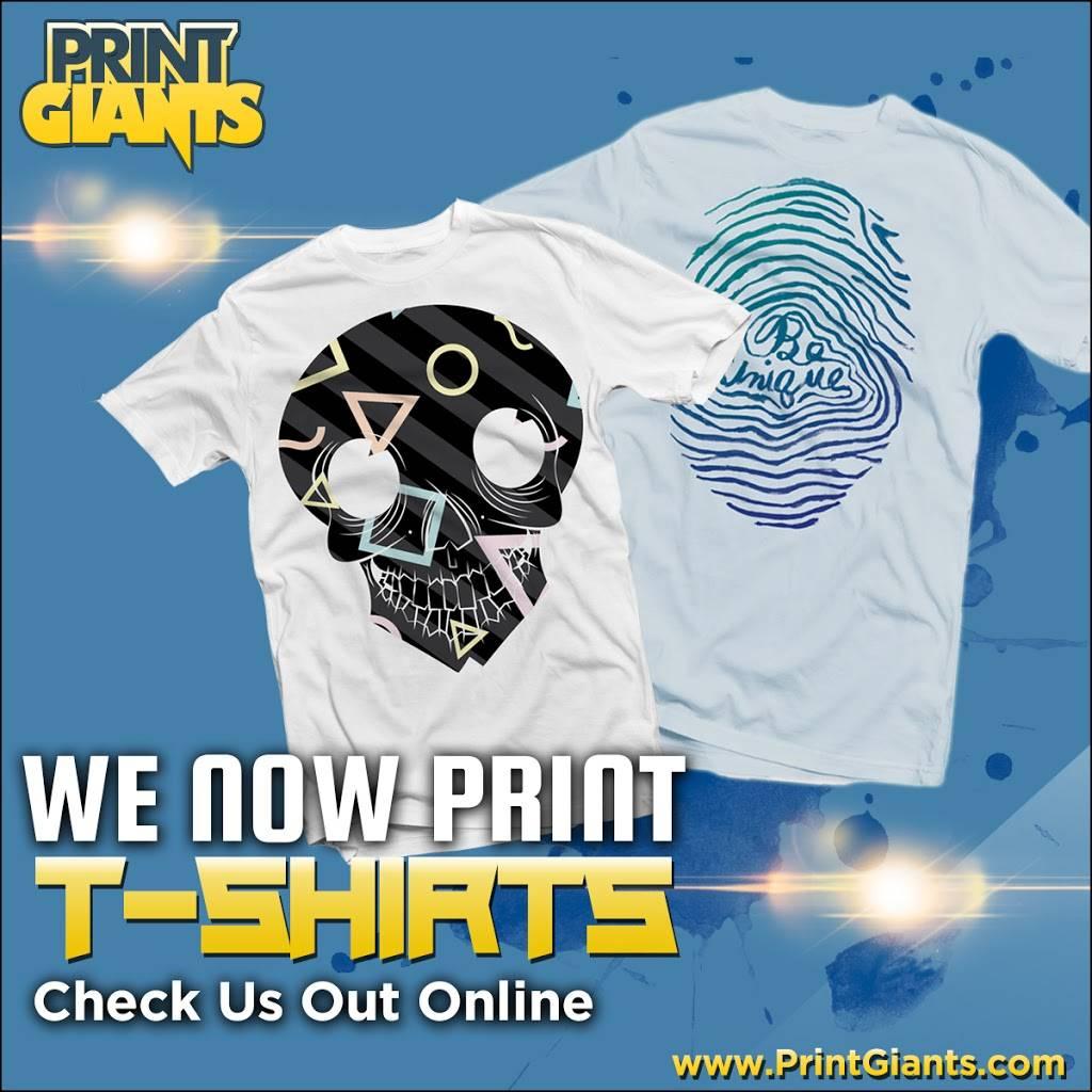 Print Giants - store  | Photo 7 of 7 | Address: 155 NE 73rd St, Miami, FL 33138, USA | Phone: (305) 531-6994