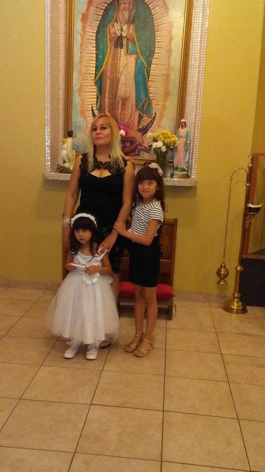 Saint Williams Catholic Church - church    Photo 7 of 9   Address: 11025 W 3rd St, Cashion, AZ 85329, USA   Phone: (623) 936-6115