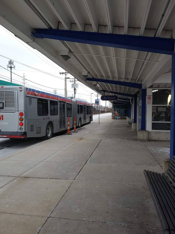 West Park Station - subway station    Photo 6 of 8   Address: Cleveland, OH 44111, USA   Phone: (216) 566-5100
