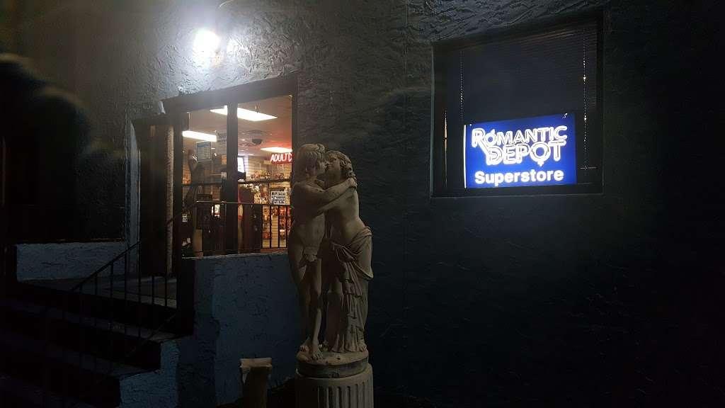 Romantic Depot - clothing store    Photo 3 of 4   Address: 197 NJ-17, Paramus, NJ 07652, USA   Phone: (201) 261-0755