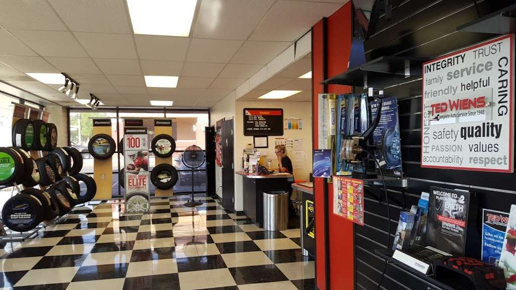 Ted Wiens Tire and Auto - car repair  | Photo 7 of 10 | Address: 7770 W Cheyenne Ave, Las Vegas, NV 89129, USA | Phone: (702) 939-8473