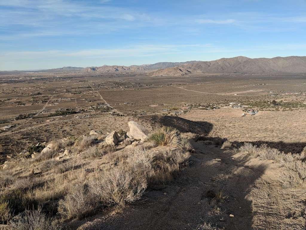 Bonita Vista Hiking Trail - park  | Photo 1 of 10 | Address: Bonita Vista St, Apple Valley, CA 92308, USA | Phone: (760) 252-6000