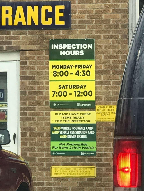 MVS INSPECTION STATION - car repair    Photo 2 of 2   Address: 108 NJ-31, Washington, NJ 07882, USA   Phone: (888) 656-6867