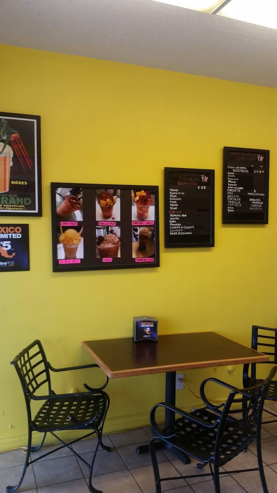 Ricos Raspados Cuernavaca - restaurant  | Photo 5 of 10 | Address: 2929 E McDowell Rd, Phoenix, AZ 85008, USA | Phone: (602) 327-9649
