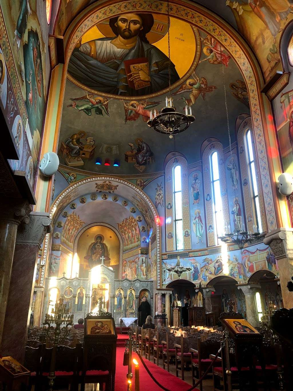 The Greek Orthodox Church Of Our Saviour - church  | Photo 5 of 7 | Address: 2195 Westchester Ave E, Rye, NY 10580, USA | Phone: (914) 967-2838