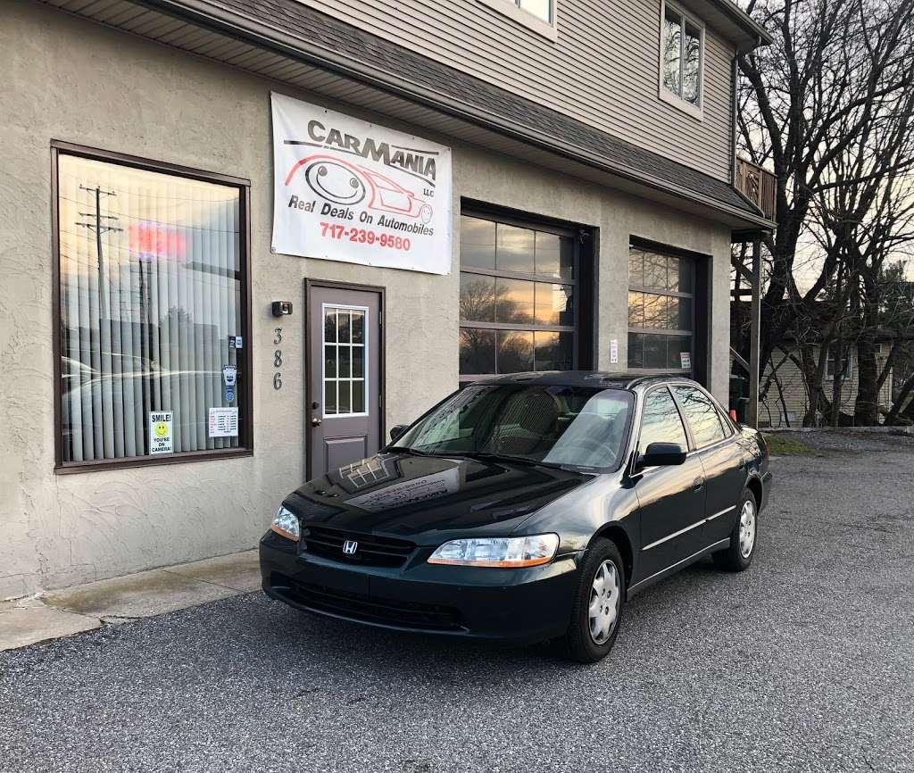 CarMania, LLC - car dealer  | Photo 3 of 10 | Address: 386 W Market St, Hallam, PA 17406, USA | Phone: (717) 239-9580