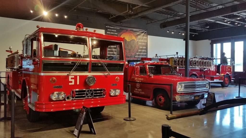 The Los Angeles County Fire Museum - museum  | Photo 2 of 9 | Address: 16400 Bellflower Blvd, Bellflower, CA 90706, USA | Phone: (562) 925-0234