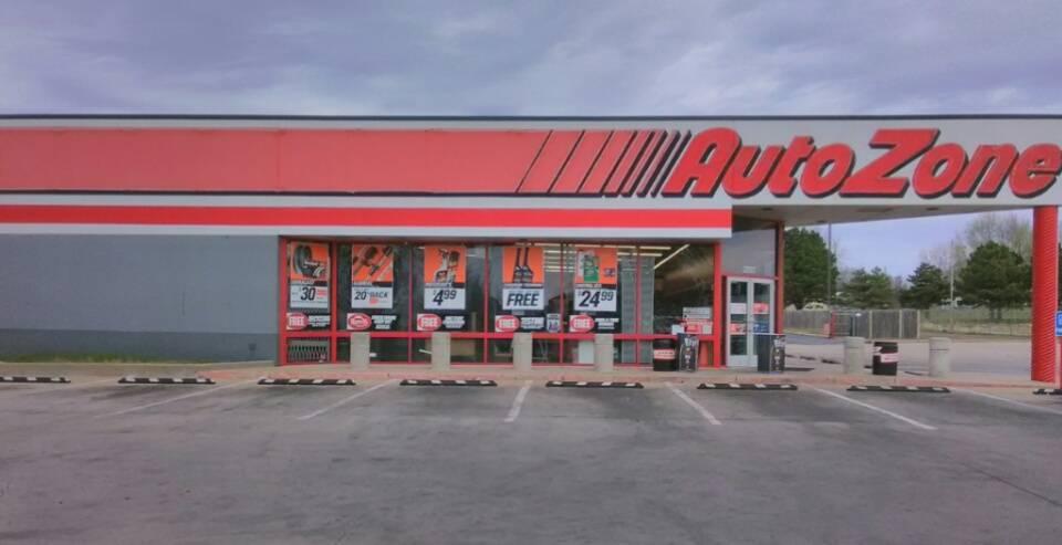 AutoZone Auto Parts - car repair  | Photo 3 of 10 | Address: 3203 E Pine St, Tulsa, OK 74110, USA | Phone: (918) 838-2600