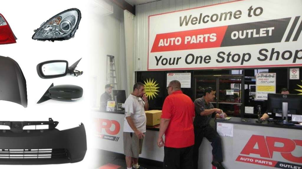Auto Parts Outlet - car repair  | Photo 2 of 10 | Address: 128 York Ave, Randolph, MA 02368, USA | Phone: (800) 772-5558