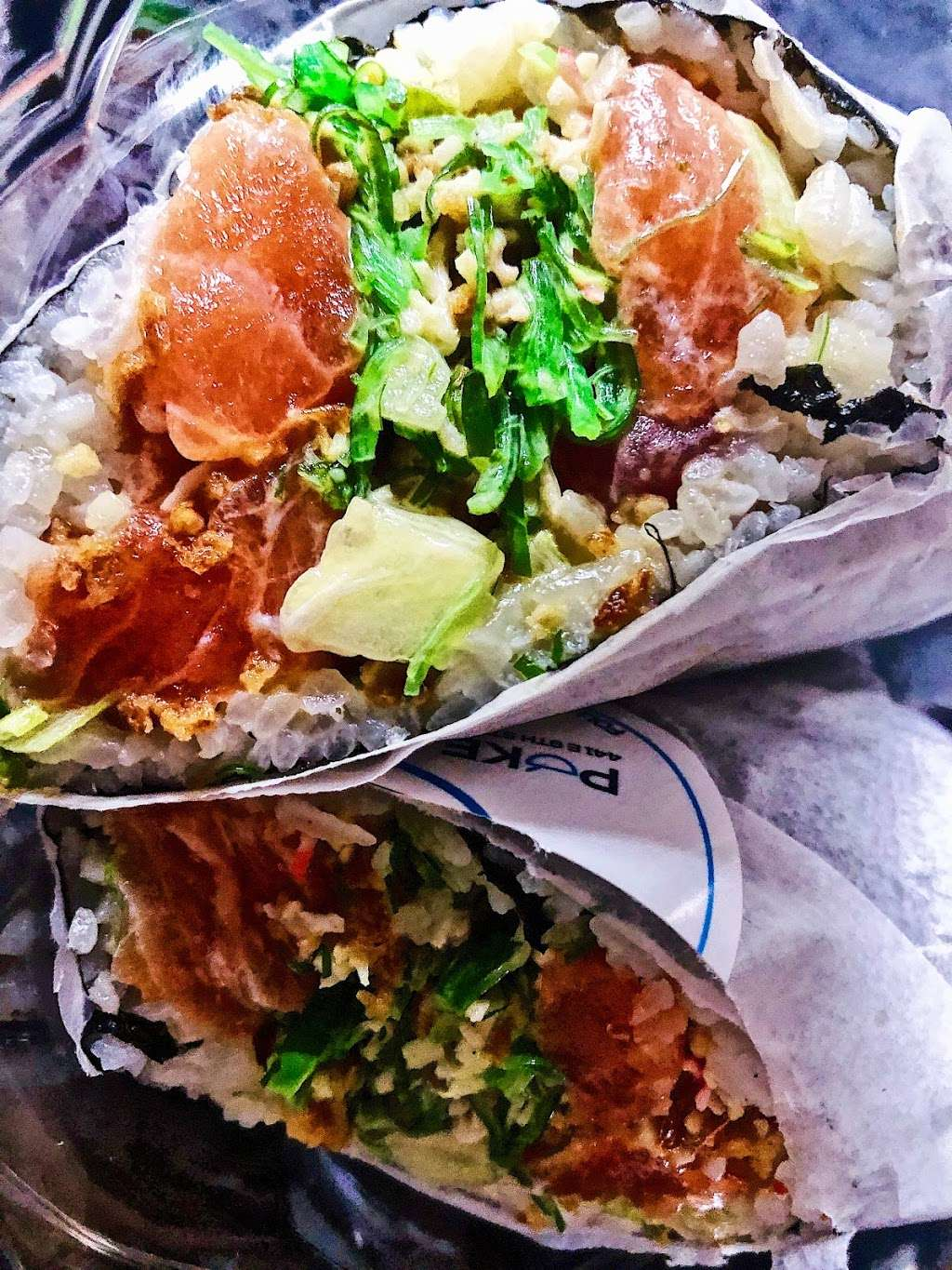 Poke N Roll - restaurant  | Photo 6 of 10 | Address: 441 E 9th St, New York, NY 10009, USA | Phone: (212) 420-7653