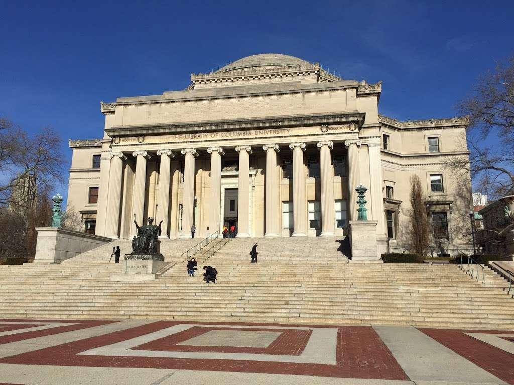 Columbia University - university  | Photo 4 of 10 | Address: 116th St & Broadway, New York, NY 10027, USA | Phone: (212) 854-1754