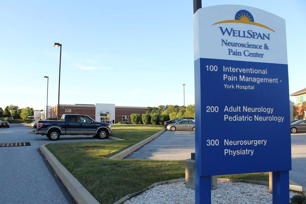 WellSpan Interventional Pain Management - doctor  | Photo 10 of 10 | Address: 228 St Charles Way #100, York, PA 17402, USA | Phone: (717) 812-2055