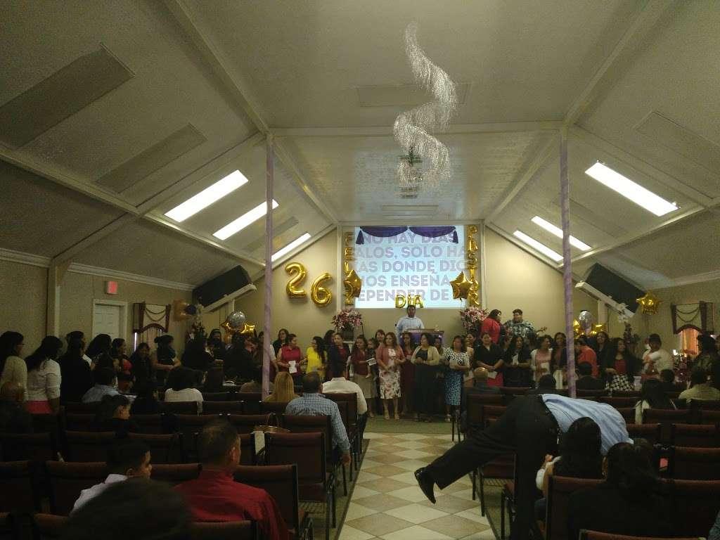 Iglesia De Dios Fuente De Vida - church  | Photo 5 of 10 | Address: 3125 Frick Rd, Houston, TX 77038, USA | Phone: (713) 498-0609