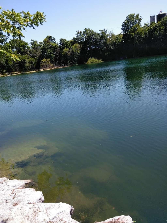 Myerstown Quarry Lake - park  | Photo 2 of 10 | Address: 331 E Mill Ave, Myerstown, PA 17067, USA