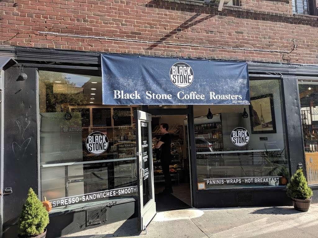 Blackstone Coffee Roaster - cafe    Photo 3 of 10   Address: 502 Hudson St, New York, NY 10014, USA   Phone: (212) 989-6131
