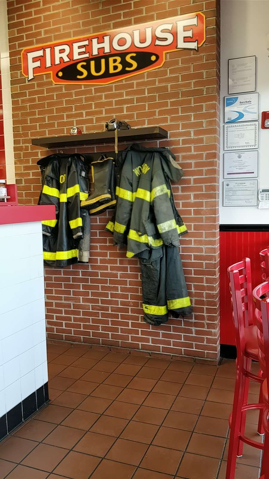 Firehouse Subs - meal delivery  | Photo 3 of 10 | Address: 103 Commerce Way c1, Woburn, MA 01801, USA | Phone: (781) 938-7827