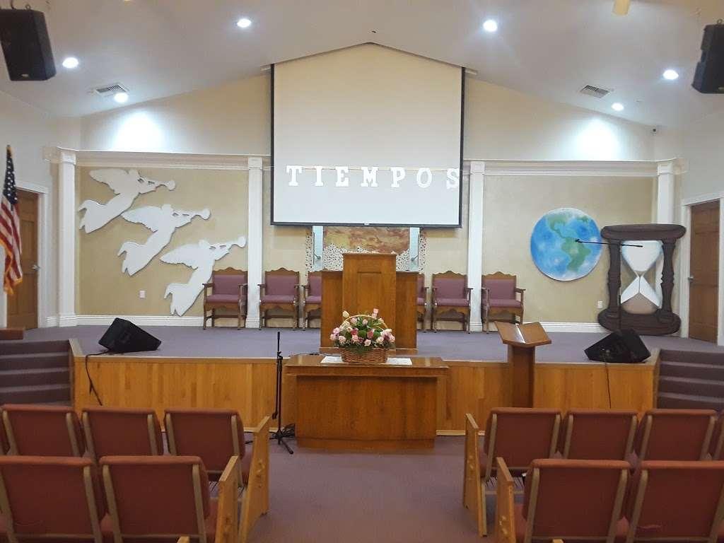Maranatha Hispanic Seventh Day Adventist Church - church    Photo 2 of 10   Address: 101 E Washburn Rd, North Las Vegas, NV 89031, USA   Phone: (702) 253-3900