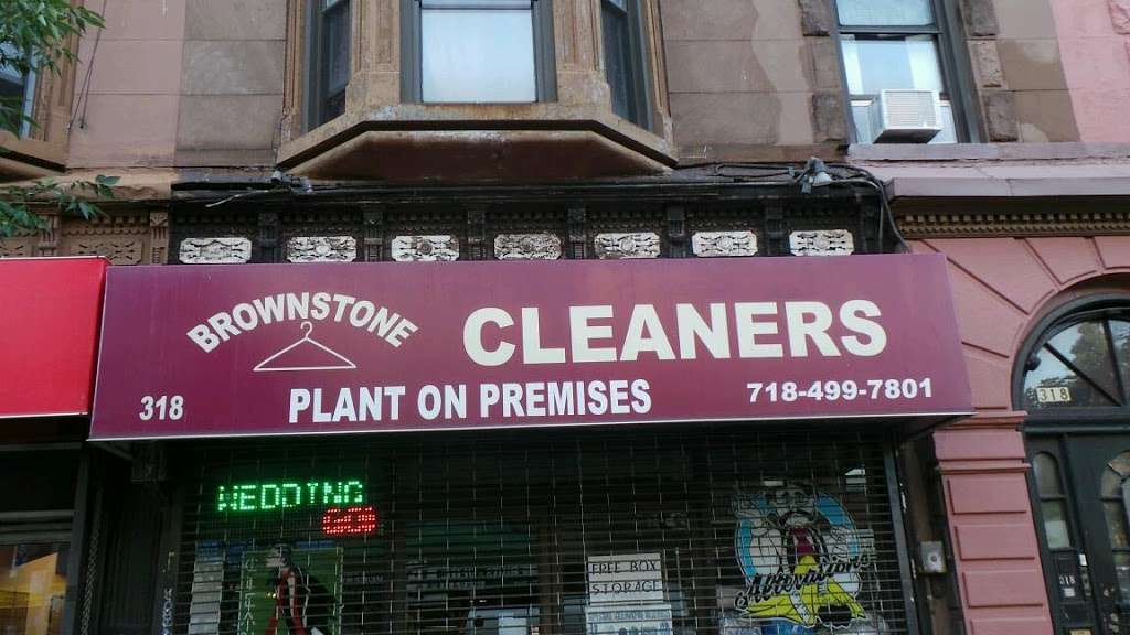 Brown Stone Cleaners - laundry  | Photo 3 of 3 | Address: 318 7th Ave, Brooklyn, NY 11215, USA | Phone: (718) 499-7801