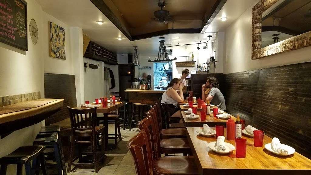 Brindle Room - restaurant    Photo 1 of 10   Address: 277 E 10th St, New York, NY 10009, USA   Phone: (212) 529-9702