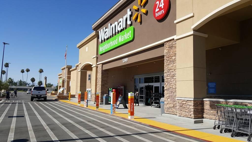 Walmart Neighborhood Market - supermarket    Photo 1 of 10   Address: 1249 Allen Rd, Bakersfield, CA 93314, USA   Phone: (661) 535-6373