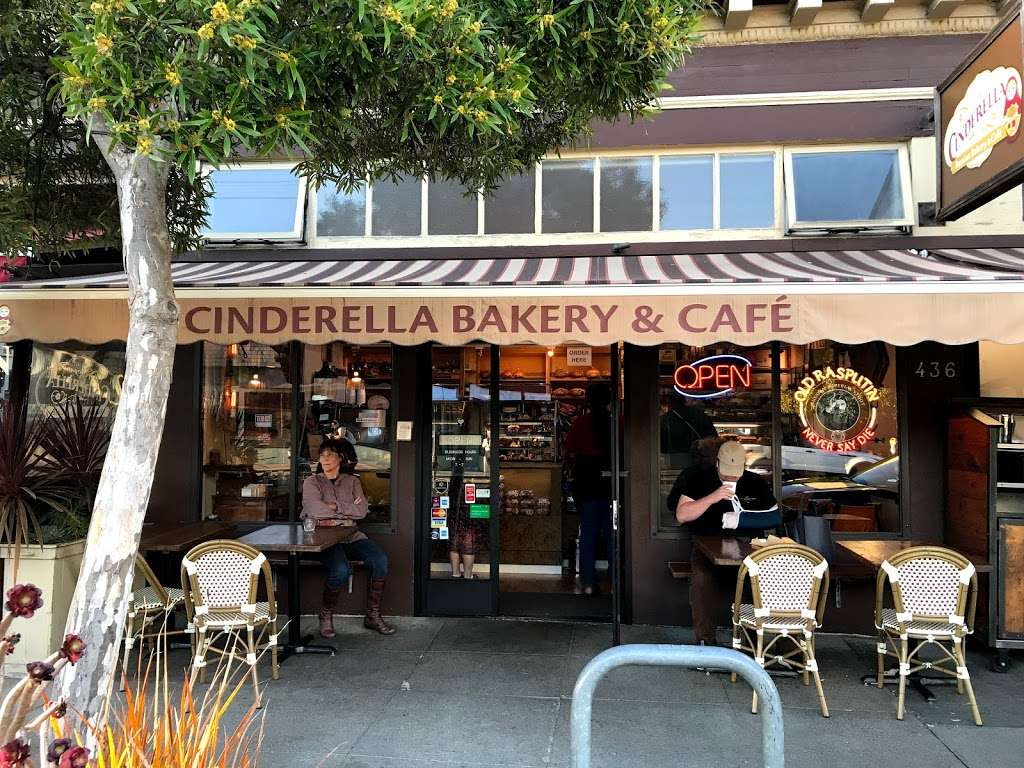Cinderella Bakery & Cafe - bakery    Photo 3 of 10   Address: 436 Balboa St, San Francisco, CA 94118, USA   Phone: (415) 751-9690