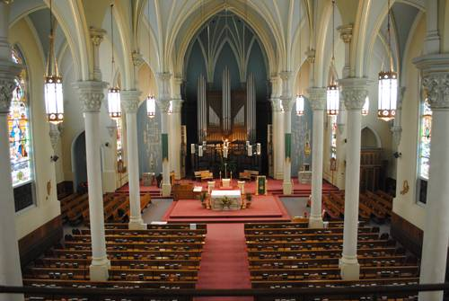 St. Henry Catholic Church - church  | Photo 4 of 10 | Address: 6401 Harding Pike, Nashville, TN 37205, USA | Phone: (615) 352-2259