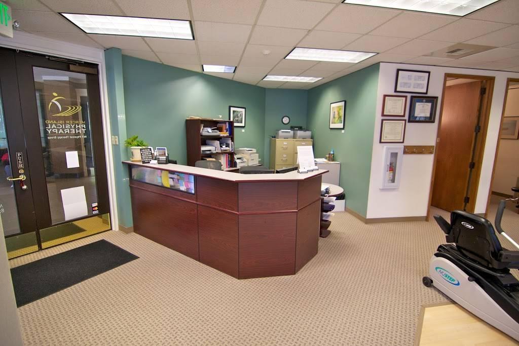 Mercer Island Physical Therapy - health  | Photo 4 of 8 | Address: 7900 SE 28th St Suite 102, Mercer Island, WA 98040, USA | Phone: (206) 232-9045