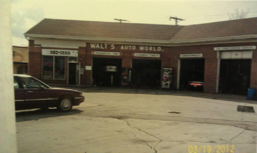 Walts Auto World - car repair  | Photo 1 of 4 | Address: 1506 S Byrne Rd, Toledo, OH 43614, USA | Phone: (419) 382-1333